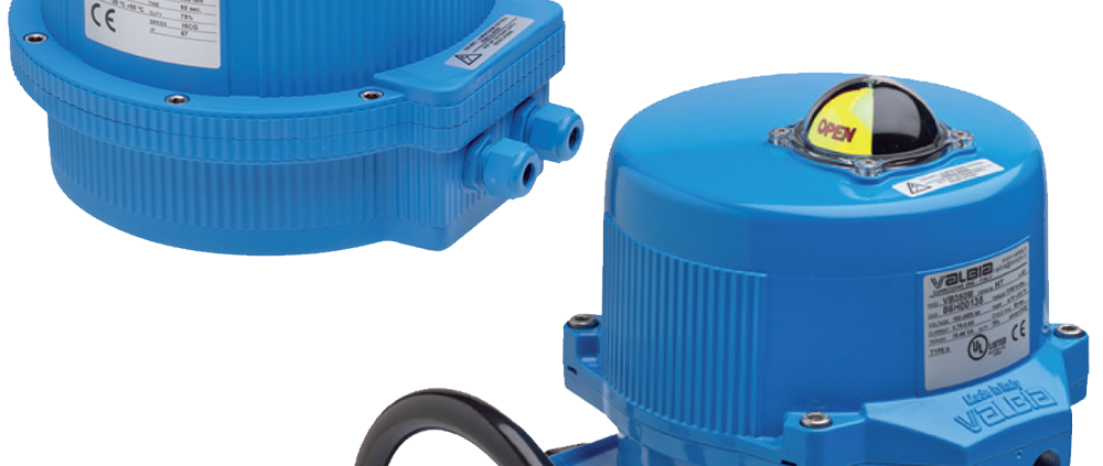 Series 85 and 86 Electric Actuator