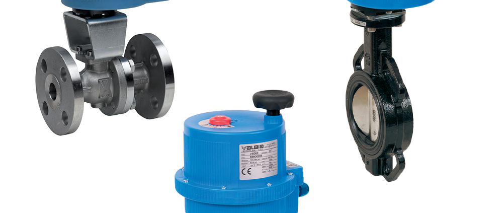 Series 85 Electrically Actuated Valve